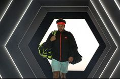 The Sports Xchange Sixth-seeded Jo-Wilfried Tsonga eliminated top-seeded Marin Cilic 7-6 (8), 7-6 (5) on Friday.