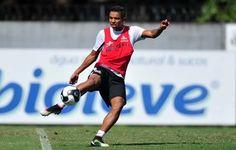 David Braz treina, e Victor Ferraz aposta que zagueiro enfrenta o Audax  http://santosjogafutebolarte.comunidades.net/index.php