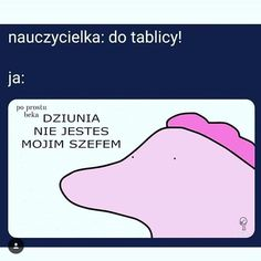 Kuce z bronksu #meme #mem # memy # śmieszne #XD # #BEKA #polishgirl #polishmemes #polish #kucezbronksu #szkoła Wtf Funny, Hilarious, Polish Memes, Weekend Humor, Funny Mems, Text Memes, Haha, Comedy, Have Fun