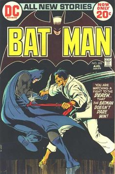 Batman #243, Neal Adams