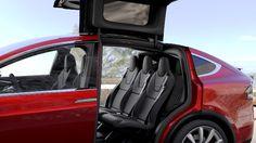 Model X-Türen: Tesla verklagt Zulieferer wegen mangelhafter Lieferung