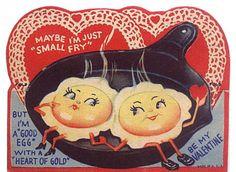 Vintage Valentine's Card