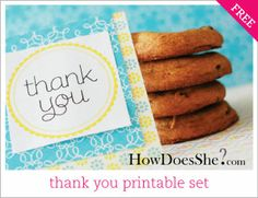 Free printables for tons of cute things/holidays.