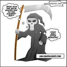 scary halloween jokes