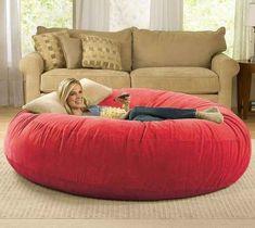Giant Bean Bag Chair Lounger | Top 5 Fluffy Pillows Gadgets