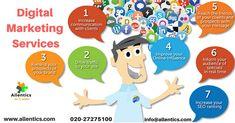 Digital Marketing Company Provides Online Internet Marketing Services in Pune India:Allentics Online Marketing Services, Internet Marketing Company, Digital Marketing Strategy, Content Marketing, Social Media Marketing, Email Marketing, Customer Engagement, App Development, Search Engine