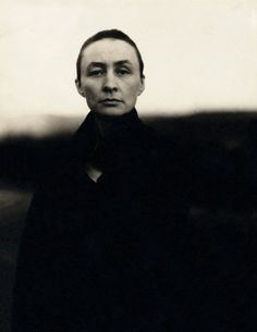 Alfred Stieglitz, Georgia O'Keeffe
