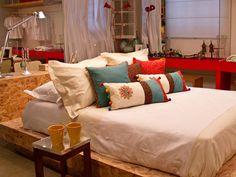 Quarto de casal: veja inspirações para decorar com romance e aconchego - Notícias - Casa GNT