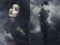 Fashion editoriál: Ukryto v mlze