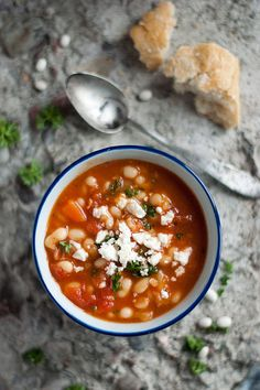 Fasolada. Greek Bean Soup. | Flickr - Photo Sharing!