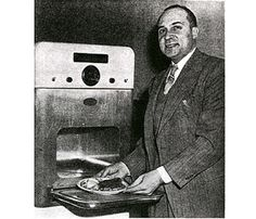 In 1945, Percy Lebaron Spencer, an American engineer and inventor, accidentally invented the microwave oven.