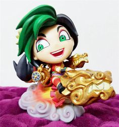 League of Legends LOL Firecracker Jinx Figure Figur no box in Sammeln & Seltenes, Comics, Manga & Anime | eBay