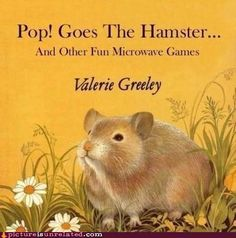 Pop! Goes the Hamster!