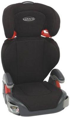 Автокресло Graco Junior Maxi Sport Luxe (черный)  — 6210р. -----