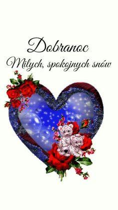 Dobranoc Wam Good Night All, Christmas Bulbs, Holiday Decor, Live Life, Living Alone, Night, Christmas Light Bulbs
