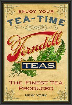 Vintage Tins, Vintage Labels, Vintage Cards, Vintage Postcards, Old Poster, Vintage Poster, Retro Advertising, Vintage Advertisements, Tea Labels