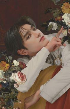 TY with flowers Lee Taeyong, Jaehyun, Nct 127, Nct Life, Soyeon, Wattpad, Winwin, Boyfriend Material, Boyfriends