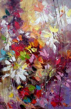 Αποτέλεσμα εικόνας για pastel flower painting