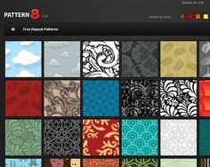 Patrones gratis que pueden usar en sus diseños! :)