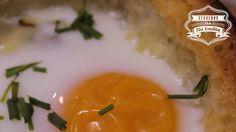 Tigela de pão com ovo e queijo by Segredos da Tia Emília. ..:: Segredos da Tia Emília ::..
