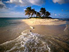 Sandy Island, Anguilla, Caribbean