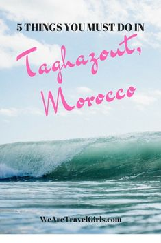 5 THINGS YOU MUST DO IN TAGHAZOUT, MOROCCO! This May, I made my first (and definitely not last!) trip to Morocco - to a sleepy little fishing village called Taghazout. From the beaming recommendation of a good friend, I knew I had to see this little gem of a village for myself. I booked my stay with Taghazout Surf Hostel and my week in Taghazout was nothing short of amazing. From the kindred spirits and gentle souls I met along the way to the knowledge and awareness I gained about Morocco's…