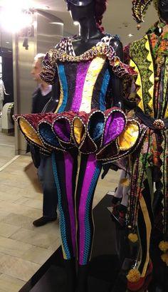 Phantom of the Opera - Masquerade Alexander Grassner Große 46 Jester Costume, Costume Carnaval, Circus Costume, Masquerade Costumes, Masquerade Party, Theatre Costumes, Ballet Costumes, Dance Costumes, Costume Venitien
