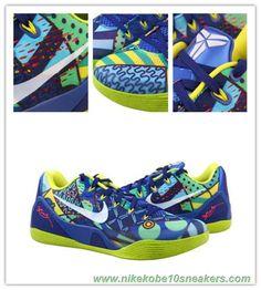 brand new f4e83 3f241 Cheap 646701-413 Nike Kobe 9 EM
