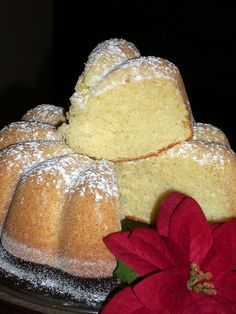Czech Recipes, Sweet Cakes, Vanilla Cake, Dairy, Sweets, Bread, Cheese, Baking, Czech Food