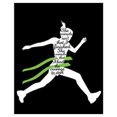 """Running"" poster, motivation!!"