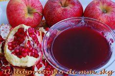 Group Meals, Greek Recipes, Bon Appetit, Chocolate Fondue, Pomegranate, Good Food, Homemade, Baking, Fruit