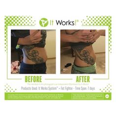 It works!!! www.trishhoeppner.myitworks.com Time to take extra care of you and get healthy from the inside out! #enhancehardwork