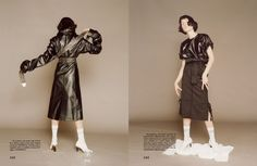 Fashion Copious - Heather Kemesky by Colin Dodgson for The Gentlewoman SS 2016