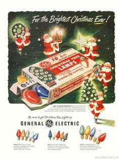 vintage christmas advertising 37