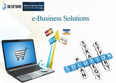 #Om #Software - Your Ultimate and Dependable Partner for Getting Expert #eBusiness #Solutions
