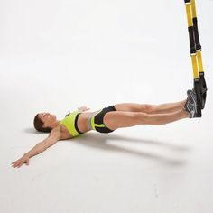 If you haven't tried suspension training, you're missing out! This plan targets every muscle from multiple angles to keep you slim, strong, and injury-free.