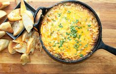 Dip Baby Dip: 3 Great Superbowl Dips