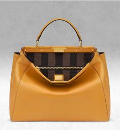 Fendi Spring/Summer 2014 Peekaboo bag