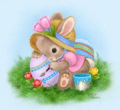 Penny's Place In Cyberspace ~ The Easter Bunny ~