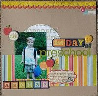 A Project by jchilds from our Scrapbooking Gallery originally submitted 02/26/12 at 11:06 AM