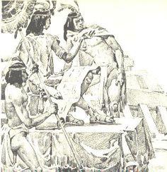 Moctezuma Ilhuicamina A Izcóatl lo sucedió Moctezuma Ilhuicamina cuyo nombre significa fechador del cielo. Este se había distinguido en la guerra contra Azcapotzalco. Fue un gran conquistador y gobernante. Llegó con sus armas hasta Oaxaca. Construyó un dique para contener al lago de Texcoco y el acueducto que llevaba al agua desde Chapultepec..