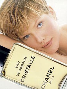 Eau de parfum Cristalle, femme, eau fraiche et féminine, Chanel