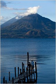 Lake Atitlán, Guatemala i cannot believe I will be here in June. I'm getting choked up just looking at pictures...