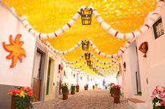Fiesta de las Flores / Festas do Povo - Campo Maior, Portugal