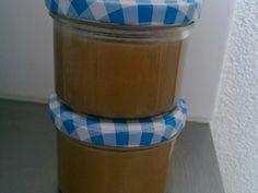 Crème de caramel au beurre salé simple