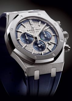 Audemars Piguet Royal Oak Chronograph Tribute to Italy Limited edition of 500 pieces.
