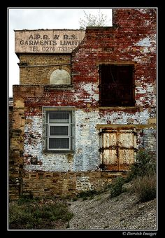Derelict Gable End by Dervish Images, via Flickr