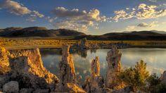 Tall Rocky Lake