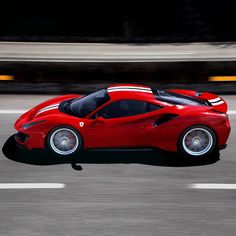 The is ready to deliver an adrenaline spike with blistering mechanical performance and impeccable handling. Ferrari 488, Best Luxury Cars, Love Car, Automotive Design, Mercedes Amg, Hot Cars, Cars Motorcycles, Race Cars, Super Cars