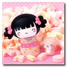 Miss Bonbon Kawaii~ sweet!